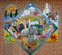 250th Mosaic